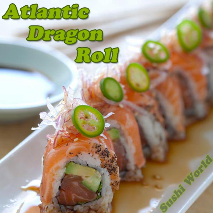atlantic dragon